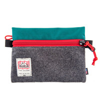 Topo x Woolrich Accessory Bags