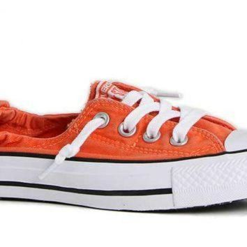 DCCK1IN converse chuck taylor all star shoes shoreline slip for women in mango 556693f
