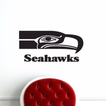 Seattle Seahawks NFL Team Superbowl Wall Decal Gm0586 FRST