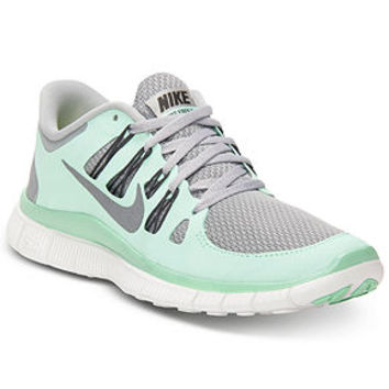 Nike Women's Shoes, Free 5.0+ Running Sneakers - Kids Finish Line Athletic Shoes - Macy's