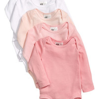 5-pack Bodysuits - from H&M