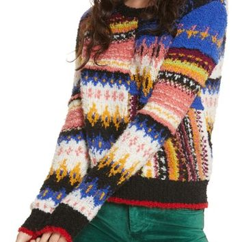 Mini Boden Chunky Cable Knit Cardigan From Nordstrom