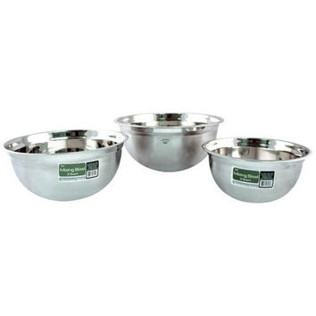 Stainless Steel Mixing Bowl - 5 Qt.