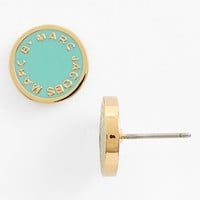 MARC BY MARC JACOBS 'Classic Marc' Logo Stud Earrings