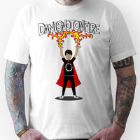 Danisnotonfire: the Superhero Unisex T-Shirt