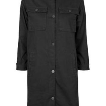 Longline Shackett - Black