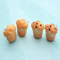 Muffins Stud Earrings