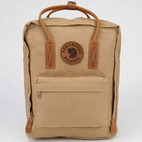 Fjallraven Knken No. 2 Backpack Sand One Size For Men 23103442901