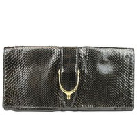 Gucci Women's Python Clutch Bag 304719