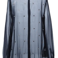 Schumacher sheer shirt