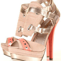 LETHAL Padded Sporty Sandals - Shoes - Going Out  - Collections