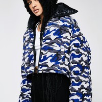 Special Forces Reversible Jacket