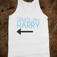 She's My Harry - Bands Bands and Bands