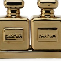 Parfum Salt And Pepper Shakers | Holiday Entertaining | Collections | Z Gallerie