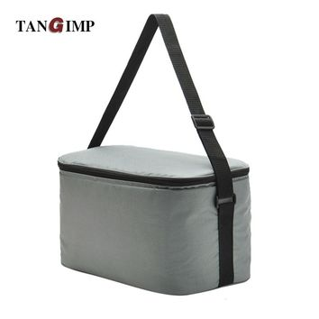 TANGIMP 18L Big Lunch Bags Lancheira thermo termica BBQ Picnic Storage Portable Outdoors Cooler Box bolsa almuerzo Handbags