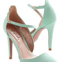 ModCloth Pastel Contemporary Chic Heel