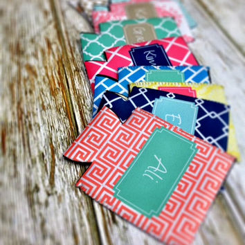 Personalized Beverage Koozie... Great Bridesmaids Gifts by rrpage