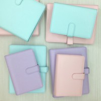 Happie Scrappie — Planner: Macaron - Compact Personal/A5 Sized (Free Ship) - Pre Order