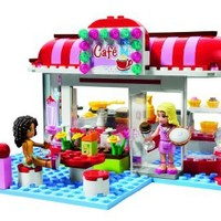 LEGO Friends City Park Cafe 3061