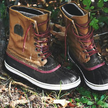 Free People 1964 Canvas Weather Boot