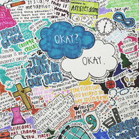 TFIOS Stretched Canvas by Courtney Burns