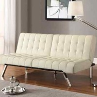 Convertible Futon Sofa Bed Lounger Couch