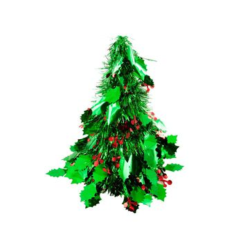 Christmas Tree Table Decoration - 12 Units