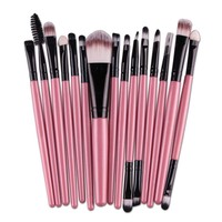 15 pcs Makeup brushes sets