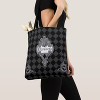 Vintage Steampunk Personalized Tote Bag