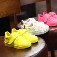 Hot Deal On Sale Comfort Hot Sale Casual Summer Shoes Korean Stylish Sweets Sneakers [4919272324]