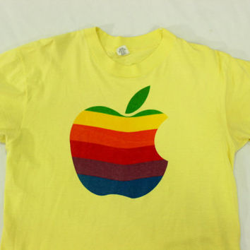 80's Apple Computer Macintosh T-Shirt