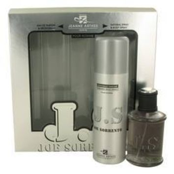 Joe Sorrento Gift Set By Jeanne Arthes