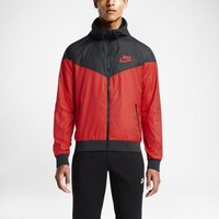 Nike Windrunner Men's Jacket - Challenge Red