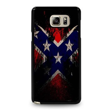 BROWNING REBEL FLAG Samsung Galaxy Note 5 Case Cover
