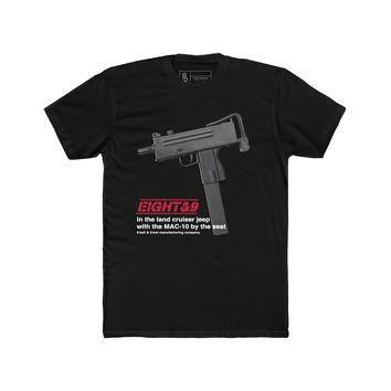 Mac 10 T-Shirt Black Quickstrike