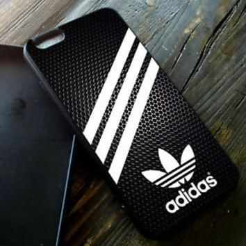 Best Seller Adidas Black #1 For iPhone 5 5s 6 6s 7 Plus Hard Plastic Case