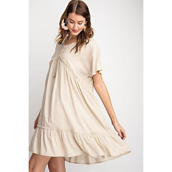 To be Loved by You Dress