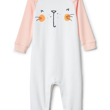 Cat Graphic One-Piece | Gap