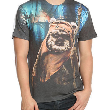 Star Wars Wicket Village T-Shirt | Hot Topic