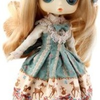 "Pullip Dolls Byul Innocent World Hermine 10"" Fashion Doll Accessory"