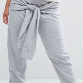 Getting It In Jogger Pants