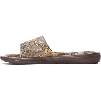 Under Armour Men's UA Ignite Camo IV Slide Sandals