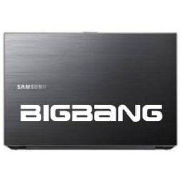Bigbang Kpop Group Band Car Window Vinyl Decal Tablet PC Sticker