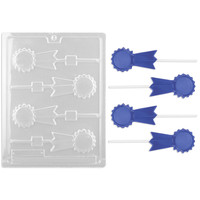 Blue Ribbon Lollipop Chocolate Mold