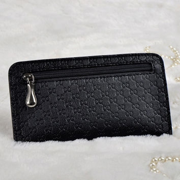 Special offer women wallet brand zipper long organizer thin wallet female coin purses cell phone pocket