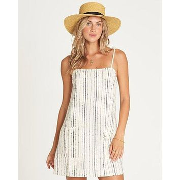 Billabong Straight Around Mini Dress