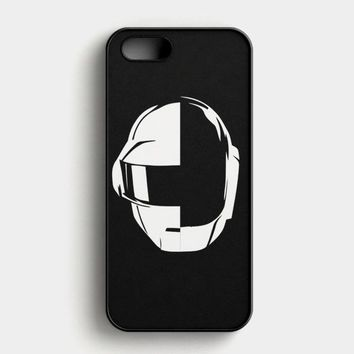 Daft Punk Siluhoute iPhone SE Case