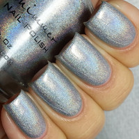Pt Young Thing  Holographic Nail Polish - 0.5 Oz Full Sized Bottle