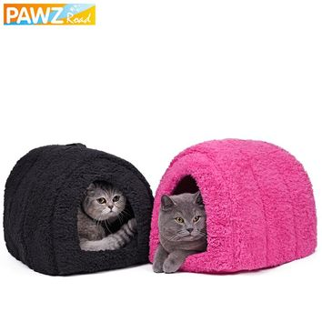 High Quality Dog Cat Warm House Winter Soft Home Pet Bed Cute Nest For Puppy Indoor