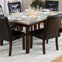 Edward Transitional Dining Table